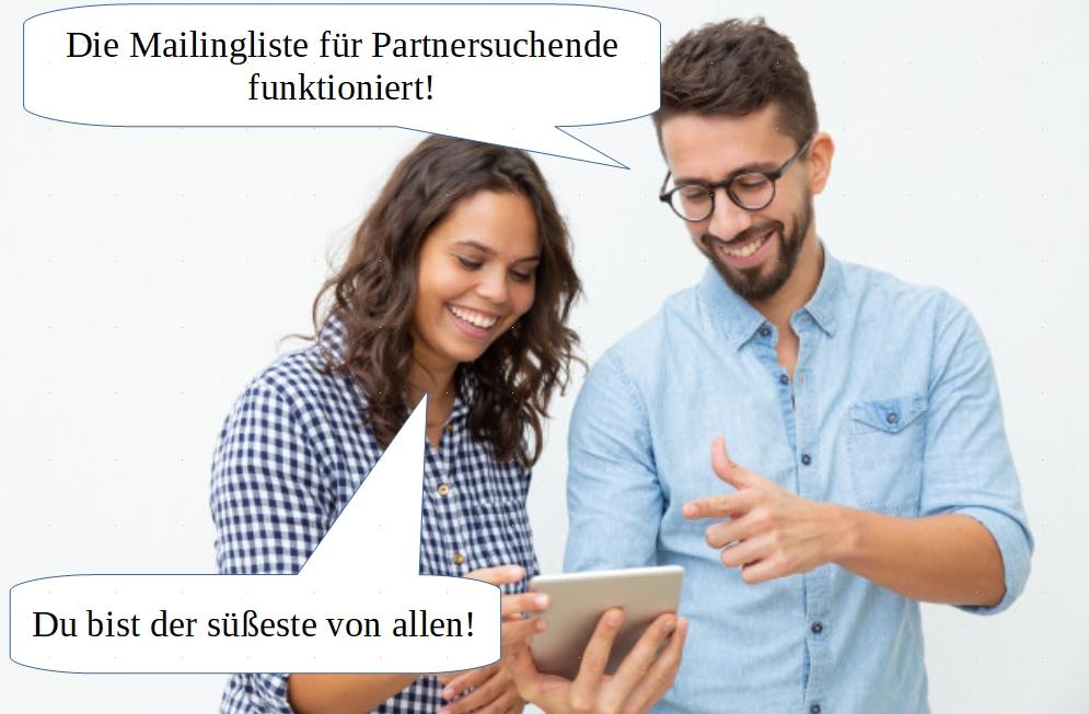 Netzwerk partnersuche